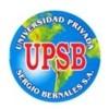 Estudiar Ingenieria en la Universidad Privada Sergio Bernales